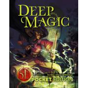 Boite de Deep Magic Pocket Edition 5E