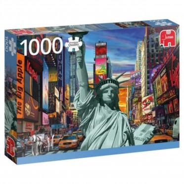 Puzzle - Premium Collection - New York City - 1000 pièces
