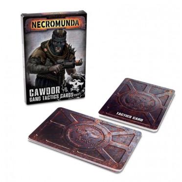 Necromunda : Cawdor Gang - Tactics Cards