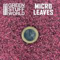 Micro Leaves - Dark Violet Mix 1