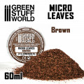 Micro Leaves - Brown Mix 0