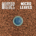 Micro Leaves - Brown Mix 1