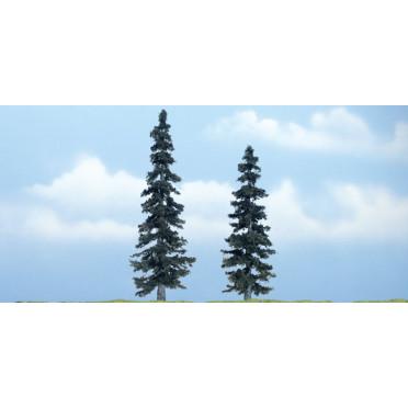Woodland Scenics - 2x Spruce