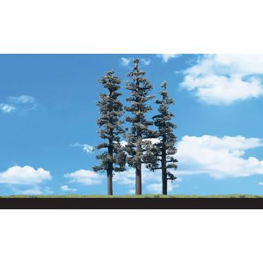 Woodland Scenics - 3x Standing Timber