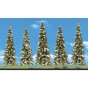 Woodland Scenics - 5x Snow Dusted