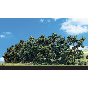 Woodland Scenics - Hedgerow : 6 cm