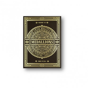Bicycle Medallions Signature Playing Cards