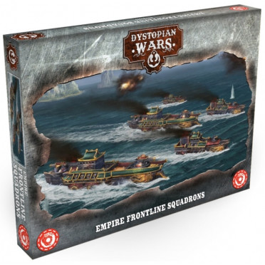 Dystopian Wars: Empire Frontline Squadrons