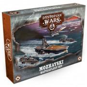 Dystopian Wars: Mozhayski Battlefeet Set