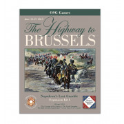 Napoleons Last Gamble - Highway to Brussel Expansion Kit