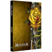 Malifaux 3rd Ed. Faction Book: Outcast