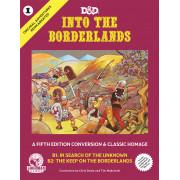 Original Adventures Reincarnated 1 - Into the Borderlands