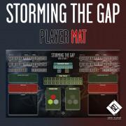 World at War 85 - Storming the Gap - Player Mat