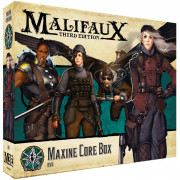 Malifaux 3E - Explorer's Society- Jedza Core Box
