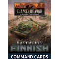 Flames of War - Bagration: Finnish Command Cards 0