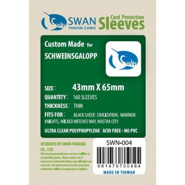 Swan Panasia - Card Sleeves Standard - 43x65mm - 160p