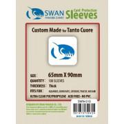 Swan Panasia - Card Sleeves Premium - 65x90mm - 100p
