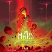On Mars : Alien Invasion