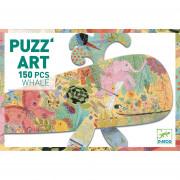 Puzzle Puzz'Art - Whale 150 pièces