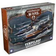 Dystopian Wars: Tempelhof Battlefleet Set