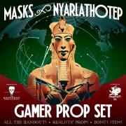 HPLS - Masks of Nyarlathotep - Gamer Prop Set