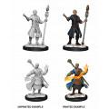 D&D Nolzur's Marvelous Unpainted Miniatures: Half-Elf Wizard Male 0
