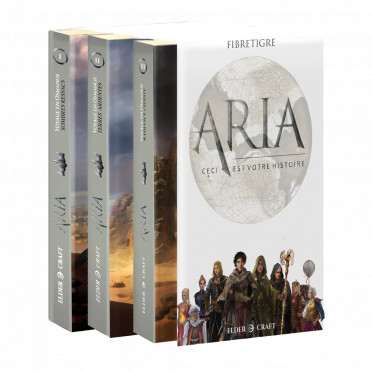 ARIA : Ceci est votre Histoire