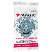 Magic The Gathering : D&D Forgotten Realms - Booster collector