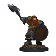 D&D Icons Dwarf Fighter Male