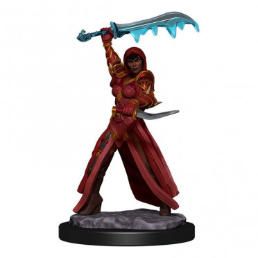 D&D Icons Human Rogue Female
