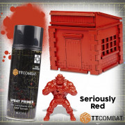 TTCombat : Sous-couche - Seriously Red (400ml)