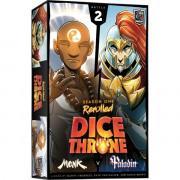 Dice Throne Season 1 Rerolled - Box 2 : Monk v Paladin