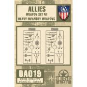 Dust - Allied Weapons Set n°1