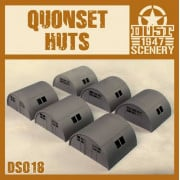 Dust - Quonset Huts
