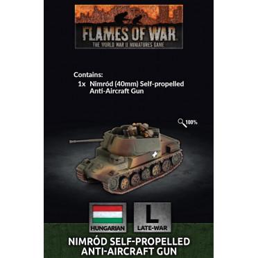 Flames of War - Nimrod SP AA