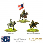 Black Powder Epic Battles : ACW Confederate Command