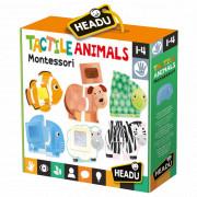 Tactile Animals Montessori