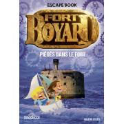 Escape Book Enfant - Fort Boyard : Piégés dans le Fort