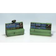 7TV - Power Plant Control Consoles