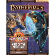 Pathfinder Adventure Path - King of the Mountain (Fists of the Ruby Phoenix 3)