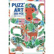 Puzzle Puzz'Art - Monkey - 350 pièces