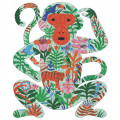 Puzzle Puzz'Art - Monkey - 350 pièces 1