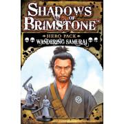 Shadows of Brimstone - Wandering Samurai Hero Pack