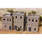 Afghanistan to Middle East Two Storey Houses