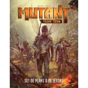 Mutant Year Zero : Set de Plans et de Jetons