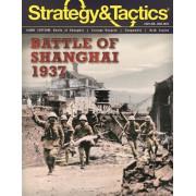 Strategy & Tactics 329 - The Battle of Shanghai 1937