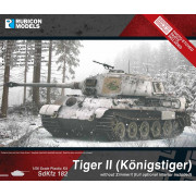King Tiger without Zimmerit