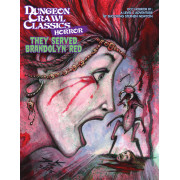 Dungeon Crawl Classics Horror 1 - They Served Brandolin Red