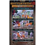 BattleTech Miniatures - Battle Force Starter Box # 1 (12 Mechs)