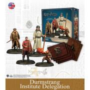 Harry Potter, Miniatures Adventure Game: Durmstrang Institute Delegation